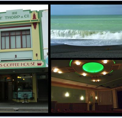 Napier : welcome to the heart of art-deco architectural style