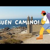 Follow into the footsteps of the walkers of the Camino de Santiago