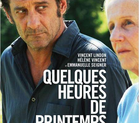 QUELQUES HEURES DE PRINTEMPS / CINEMA / STEPHANE BRIZE