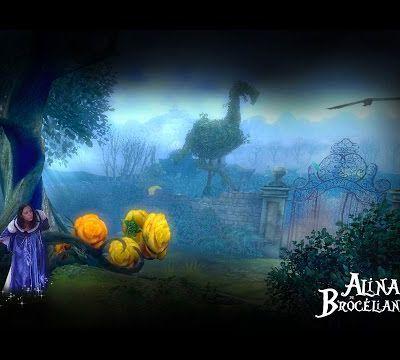 Alina de Brocéliande - La Magie est en Nous