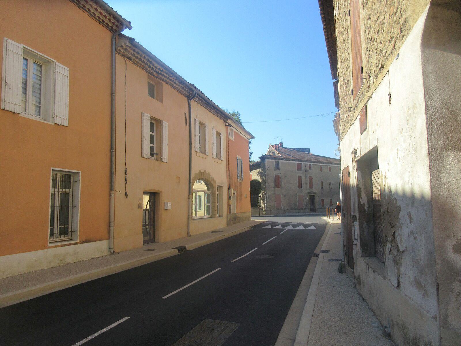 Une brillante journée, c'était à CAMARET – SUR – AIGUES (Vaucluse) au début du mois de septembre 2021