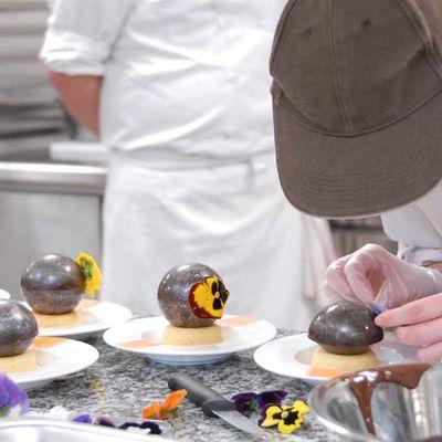 Desserts de Restaurant 2012