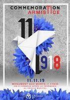 Arreux : Cérémonie du 11 novembre 2019
