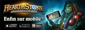 Hearthstone : Heroes of Warcraft entièrement mobile !