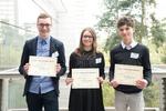 Olympiades de la chimie : triplé gagnant pour le Grand Est