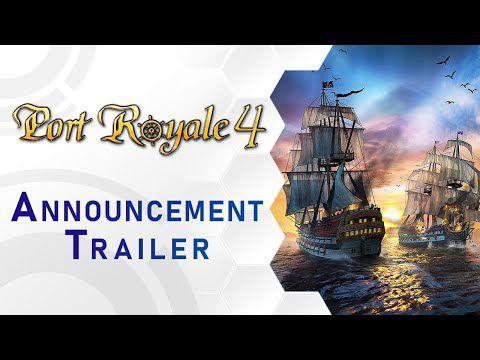 [ACTUALITE] Port Royale 4 - Annoncé sur PlayStation 5 et Xbox Series