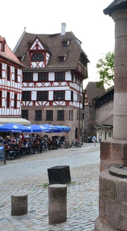 Nuremberg - Autour de la Maison d'Albrecht Dürer - Cet été ...
