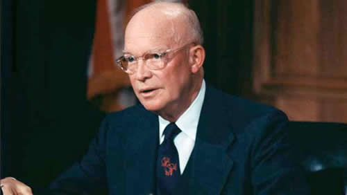 Eisenhower Dwight David