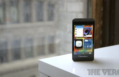 Surprise! BlackBerry 10 OS Is Already Being Called A Failure