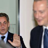 "Nicolas Sarkozy: ""Bruno Le Maire finira en slip kangourou"""