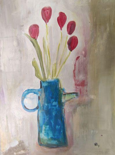 2020 Peintures, végétaux