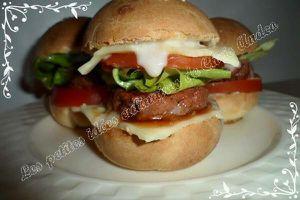 Hamburger français maison ...