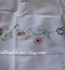 """Broderie """"Traditionnelle"""","""