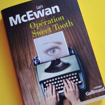 Prêt pour L' opération Sweet Tooth  de Ian McEwan ?
