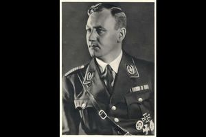 Lutze Tells Diplomats Jews Are to Blame for Treatment by Reich