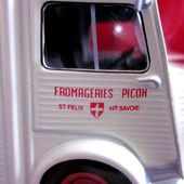 FASCICULE N°3 CITROEN TYPE H FROMAGE MERE PICON IXO 1/43 - car-collector.net