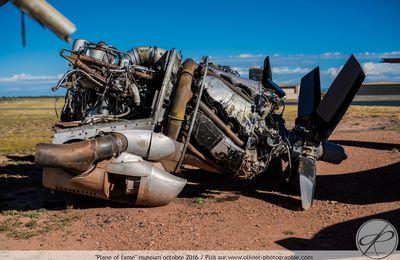 """Photoreportage aux Etats Unis : Le """"Planes of Fame Museum"""" de Flagstaff, Partie 2/2"""