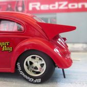 VW COX SUPER BUG 1959 JADA TOYS 1/32 BIGTIME MUSCLE COCCINELLE BEETLE - car-collector.net