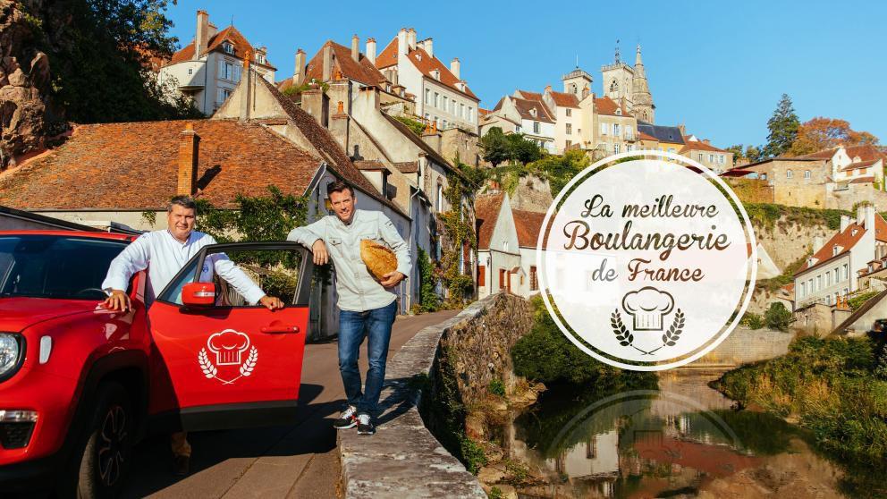 """""""La meilleure boulangerie de France"""" (© Benjamin DECOIN/M6)"""