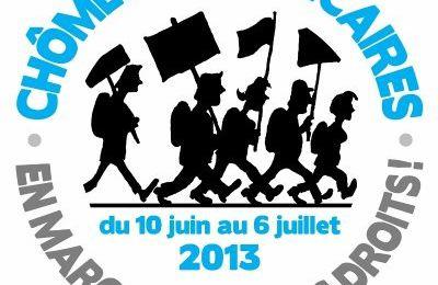 Samedi 6 juillet à Paris - La Marche des chômeurs et précaires : c'est capital !