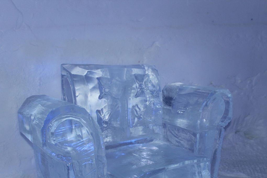 Album - Hôtel de glace, Montréal 2012