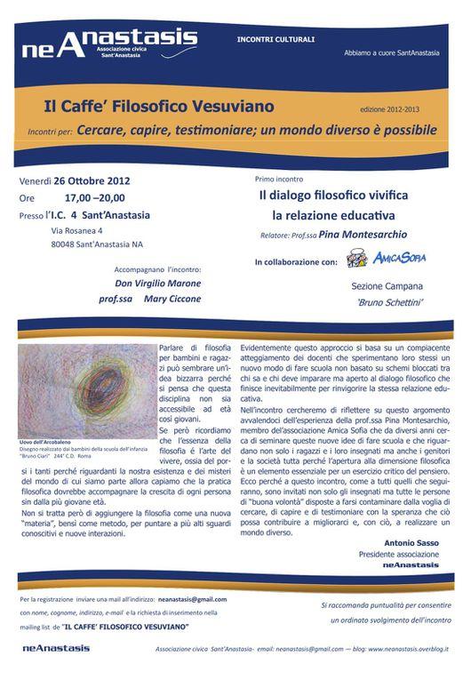 itinerario SS 268 Scuola Media Tenente Mario de Rosa