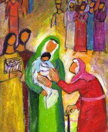 Liturgie de la Parole Présentation du Seigneur au Temple