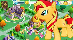 My little pony an useful film is good for the child education
