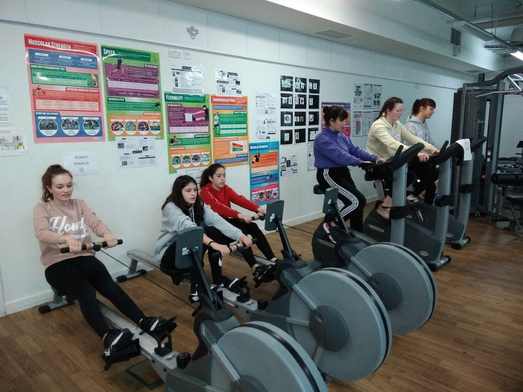 SMGB19 Health Fitness studio session