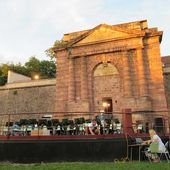 Soirée magique avec Argentovaria dans les fortifications de Neuf Brisach - anciens9genie.overblog.com