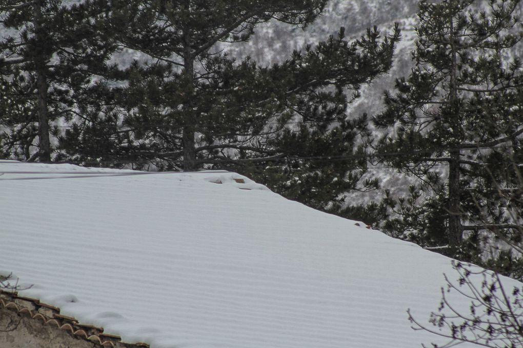 La Mure Argens l'hiver n'est pas fini