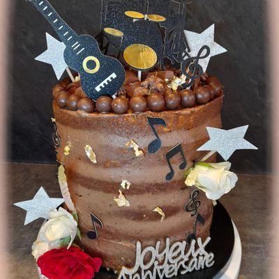 🍫Naked cake au chocolat🍫
