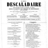 MARSYAS 2: extrait de Lou Descaladaire - conte Marseillais - Lou frero Capouchin et lou Cura - 1849