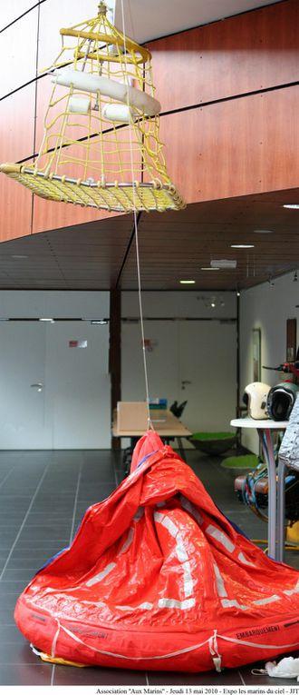 """13 mai 2010-inauguration de l'exposition """"les marins du ciel ont cent ans"""" à l'espace culturel de Keraudy en Plougonvelin (Pays d'Iroise)"""