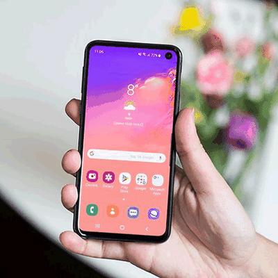 Comment régler le problème de scintillement sur l'écran du Galaxy S10e
