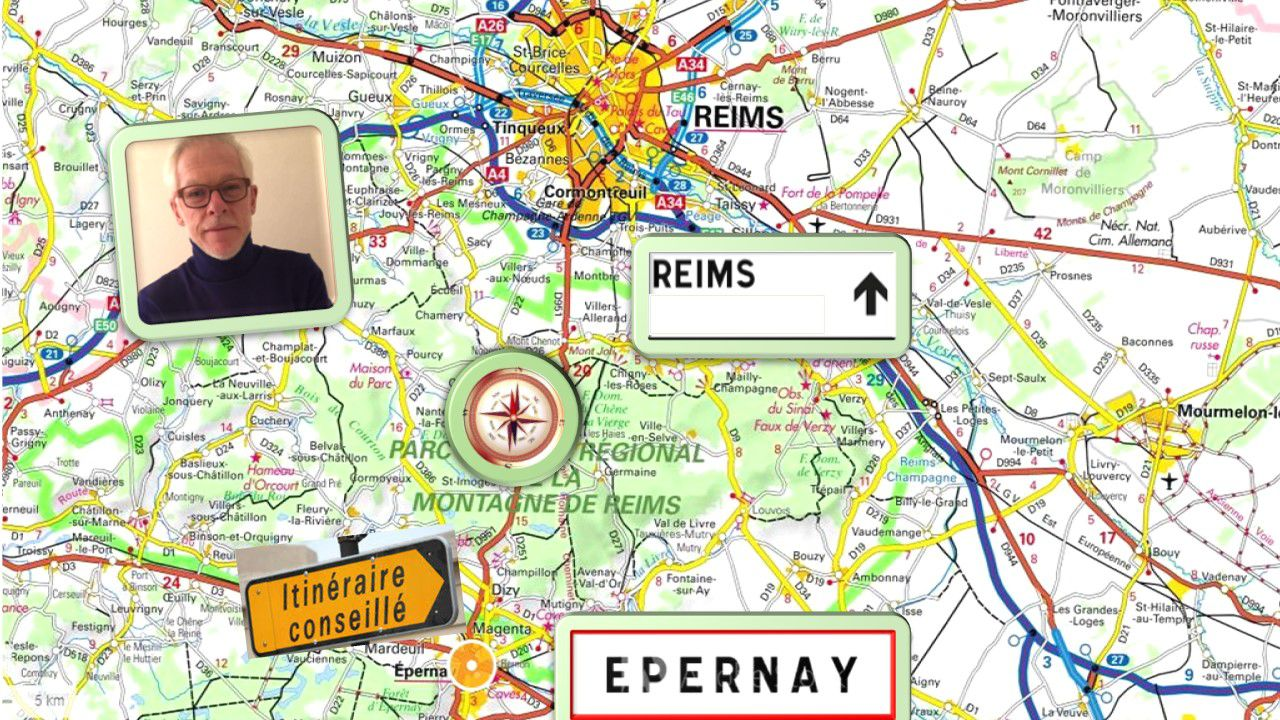 Rando Epernay/Reims à noter sur vos agendas