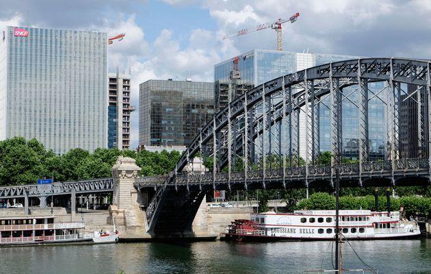 Paris -  Vers Bercy
