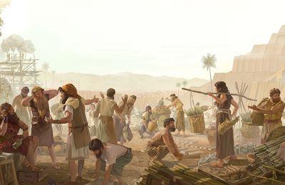 Ils bâtirent des villes : Hénoch et Caïn