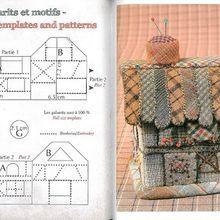 Сумки и косметички, выкройки, аппликации. Bags, cosmetic patchwork. My Dream Quilts