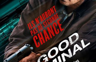 Ciné - The Good Criminal (Mark Williams - 2019)  **** -10