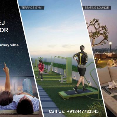 Godrej Windsor Sector 27 Greater Noida - State-of-the-art Clubhouse with Indulgent Amenities