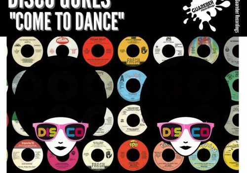 GRS013 Disco Gurls - Come To Dance (Extended Mix)