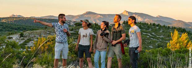 """Direction la Provence dans """"Wildlive Expeditions"""" ce soir sur Ushuaïa TV"""