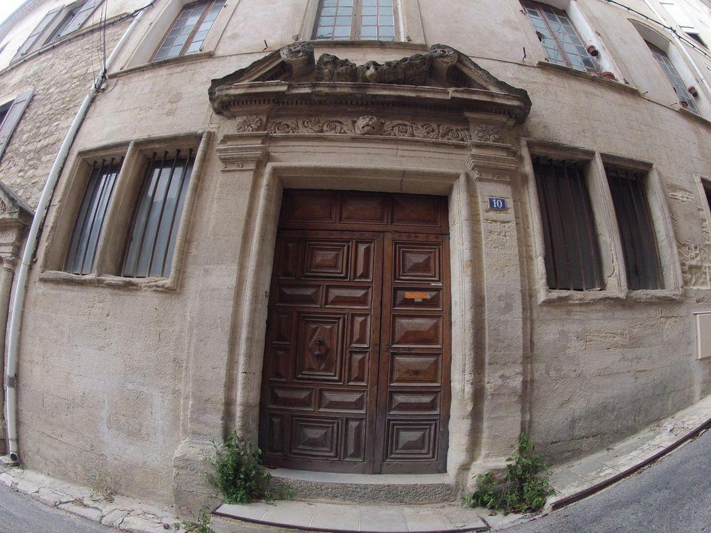 4éme ETAPE - LURS - FORCALQUIER - Une JOURNEE et DEMI de visite DE FORCALQUIER -