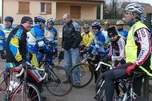 Du côté de mon autre club, en Bourgogne....