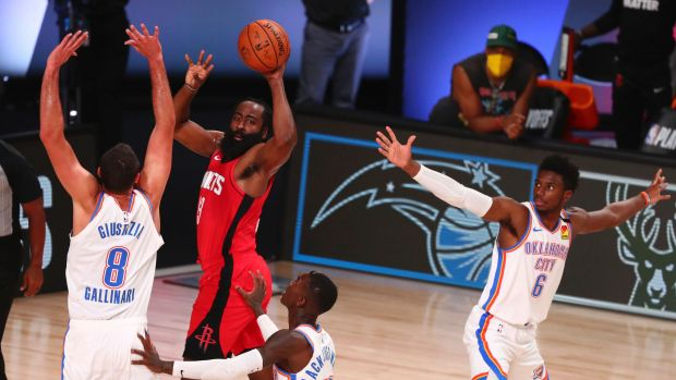 Houston double la mise face au Thunder