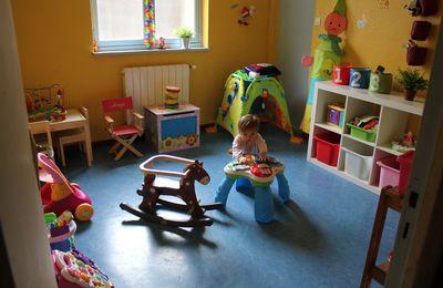 Mercredi 15 Juin 2011 : Ma salle de jeux Montessori