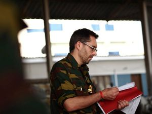 La composante Marine belge entraîne la Marine béninoise