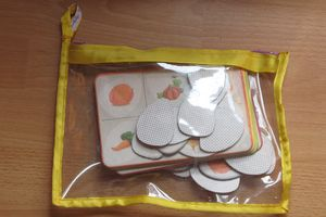 trousse transparente