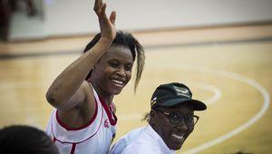 Afrobasket féminin: Abety Kossi quitte la compétition comme meilleure marqueuse et rebondeuse